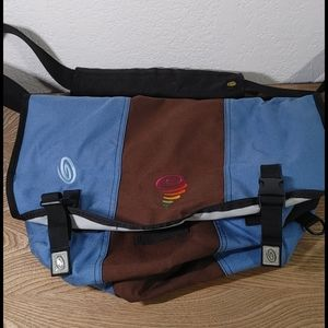 Timbuk2 Jamba Juice shoulder messenger bag